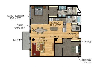 Legacy Lofts Unit 514