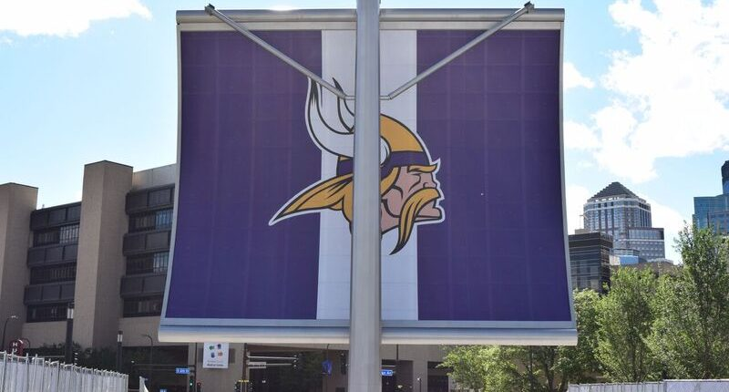 VIKINGS DIGGS SCORES THE TOUCHDOWN THAT SENDS VIKINGS TO NFC CHAMPIONSHIP