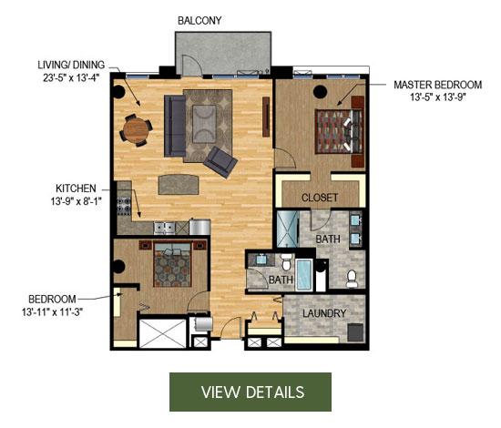 Legacy Minneapolis Condos - Unit 628